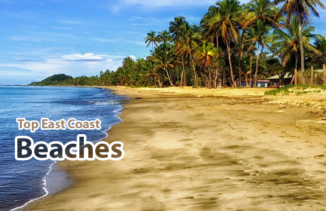 Top East Coast Beaches