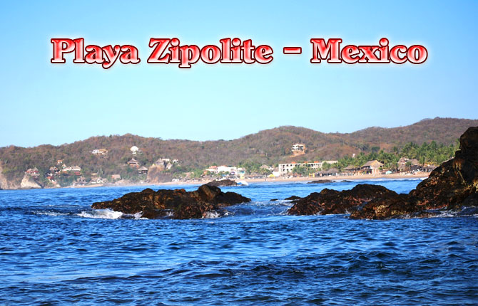 Playa-Zipolite-Mexico