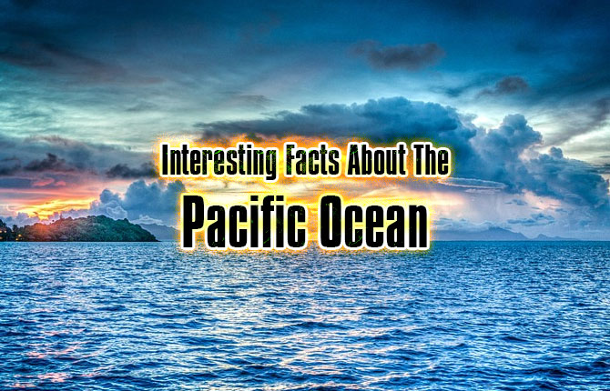 Photo of Interesting Facts About The Pacific Ocean